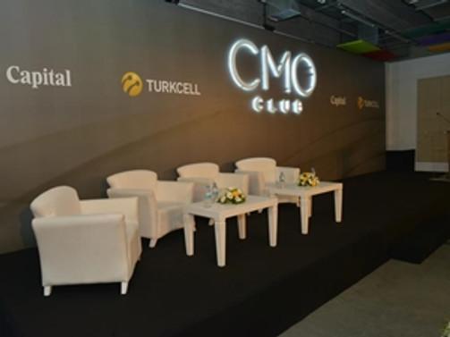 "CMO Club'ta ""Big Data Devrimi"" konuşuldu"