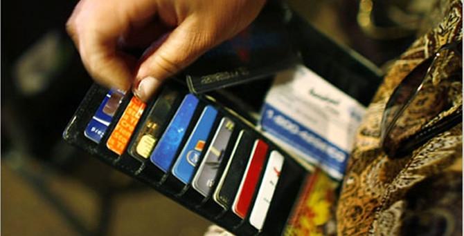 Kredi kartı sayısı 58 milyona ulaştı