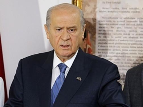 Bahçeli'den '14 Aralık' açıklaması