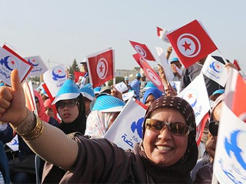 Tunus halkı sandık başına gidiyor