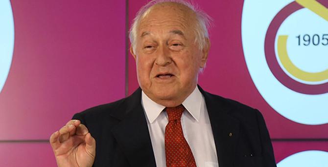 Galatasaray Başkanı Yarsuvat ifade verdi