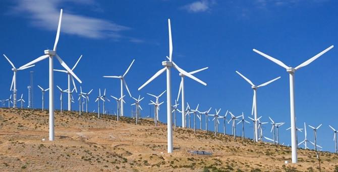 Ege'nin enerjisi rüzgarından olacak