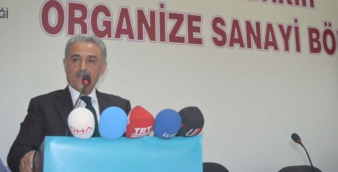 Diyarbakır OSB'ye 2 yılda 827 milyon TL'lik yatırım