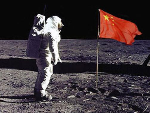 Çin Ay'a göz dikti