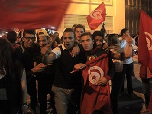 Tunus'ta 'Nida Tunus' birinci parti