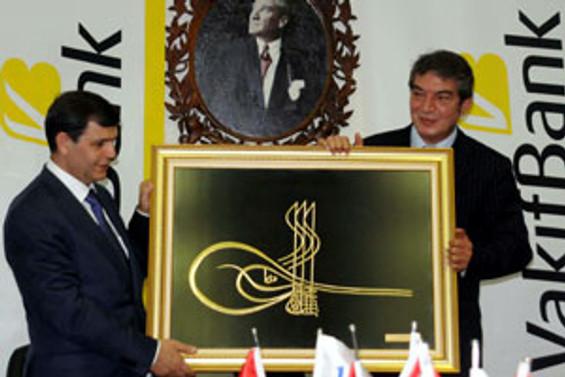 Vakıfbank, KMTSO ile kredi protokolü imzaladı