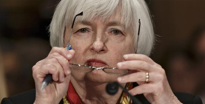 Fed Başkanı, borsa balonuna iğne batırır mı?