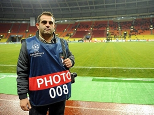 Foto muhabiri Koyuncu'nun davası başladı