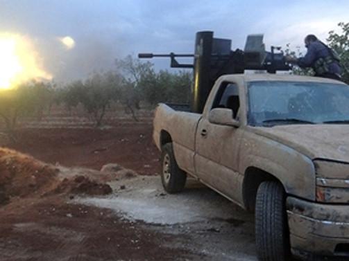 Suriye fiilen 4 bölgeye ayrıldı