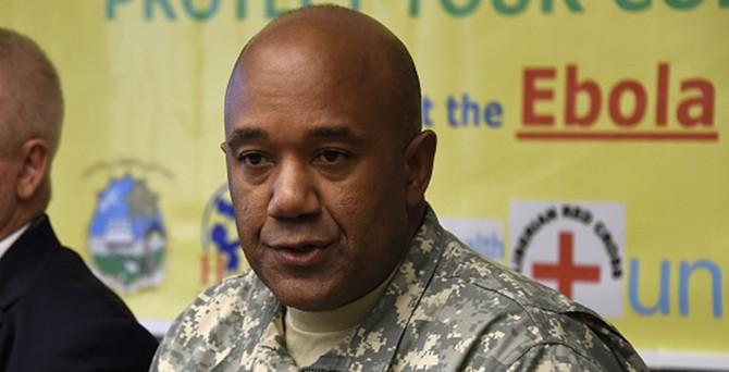 ABD'li general karantinaya alındı