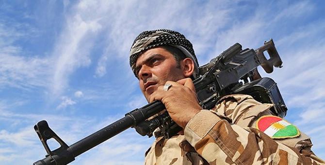 """""""Peşmerge Kobani'ye iki yoldan gidecek"""""""