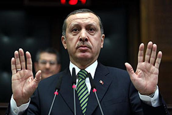Erdoğan'dan 2011 açılımı