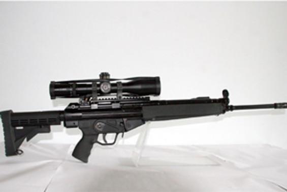 Modern tüfeğin prototipi hazır