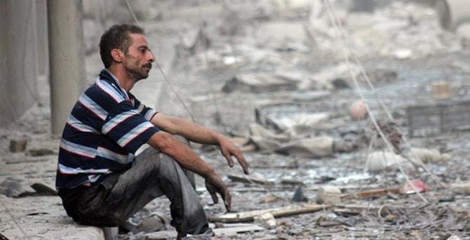 Suriye çadır kenti vurdu: 60 ölü!