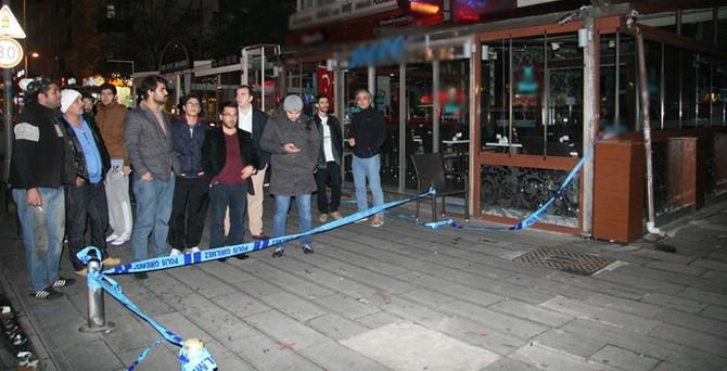 11 araca çarptı, 3 kişiyi bıçakladı!