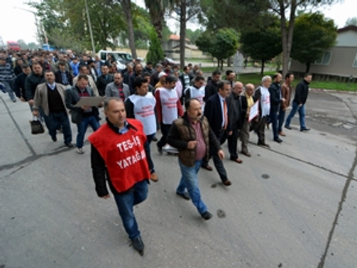 Yatağan'da 5 kişi gözaltına alındı