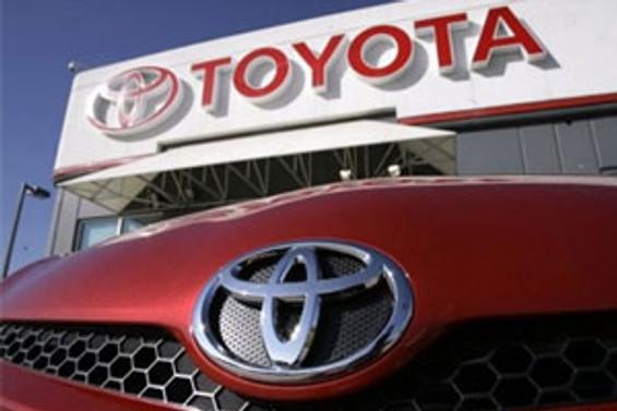 Toyota ilk çeyrekte 2.2 milyar dolar kar etti