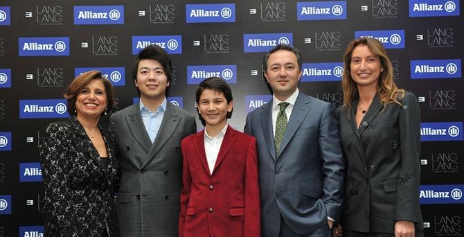 Allianz'dan müziğe 'yatırım'