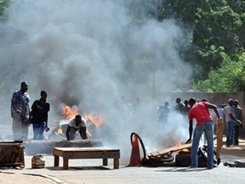 Burkina Faso'da OHAL ilan edildi