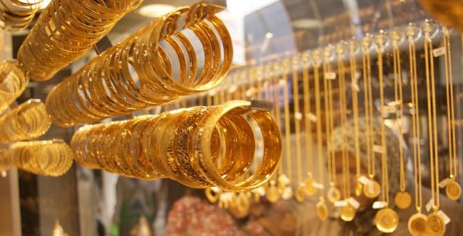 Altın fiyatlarında yükseliş durdu