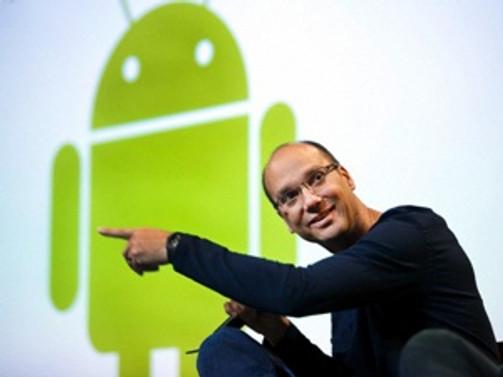 Android'in mimarı Andy Rubin Google'dan ayrıldı