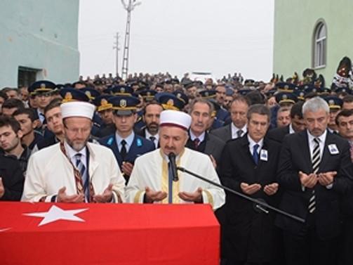 Şehit Astsubay Aydoğdu toprağa verildi