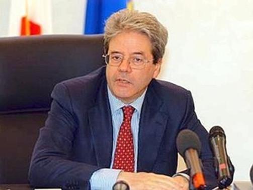 Paolo Gentiloni  yeni Dışişleri Bakanı oldu