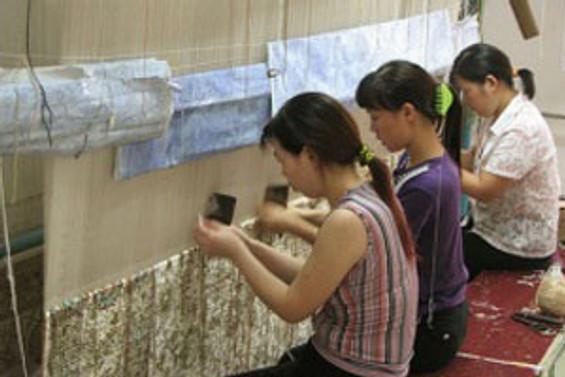 """""""Çinli tekstil şirketleri iflas edebilir"""""""