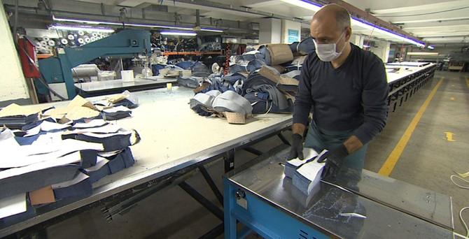Üretim artıyor, tekstil büyüyor