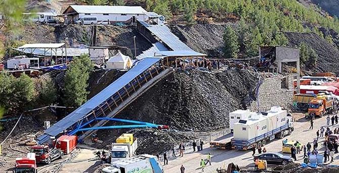 Ermenek madenindeki 8 eksik tespit edildi