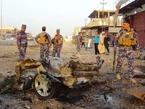 Bomba yüklü araçla saldırı: 10 ölü