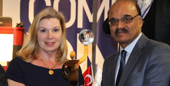 Türk iş adamları 3. Dünya Kalite Zirvesi'nde buluştu