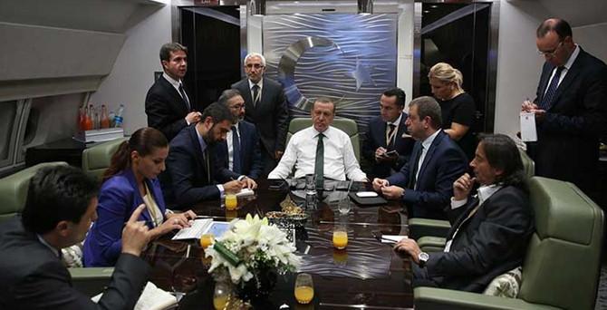 Erdoğan: Sabrın sınırı var