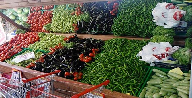 Rusya krizi sebze meyveyi ucuzlattı