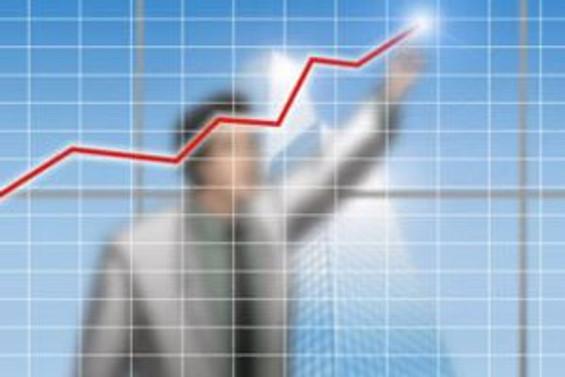 Faiz yüzde 8'in altında, borsa yeni rekorunda