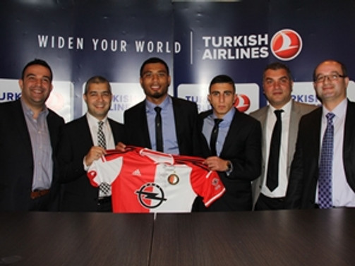 THY, Feyenoord ile reklam anlaşması yaptı