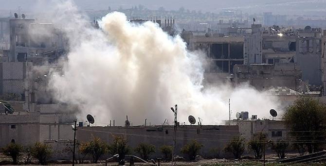 Kobani'de ilk kez bir ABD'li öldürüldü