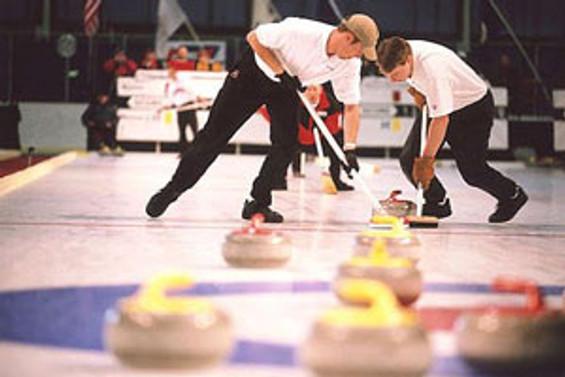 Türkiye, curling'e de el attı