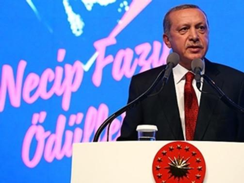 'Yeni Türkiye'de Necip Fazıl'ın izi var'