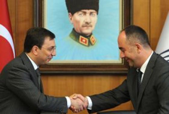 SPK, Azerbaycan'la işbirliği için anlaştı