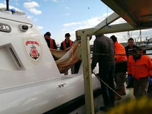 Boğaz'daki tekne kazasında 2 gözaltı