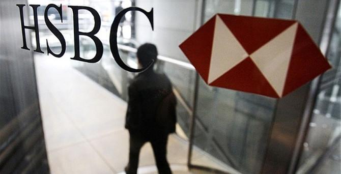 HSBC'den 237 milyon sterlinlik foreks tamponu
