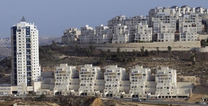 İsrail, 500 yeni konut daha yaptırıyor