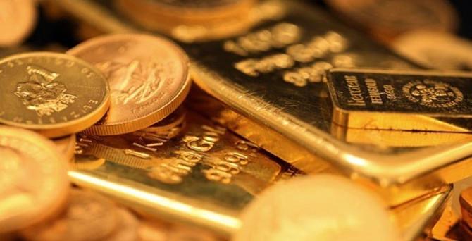 Altın fiyatları toparlanmaya başladı