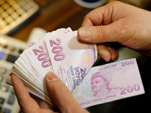 Yoksul 373, yüksek gelirli 151 bin lira taksit ödüyor