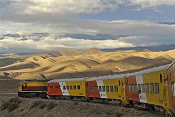 Çin, Arjantin'in demiryolunu 10 milyar dolara yeniliyor
