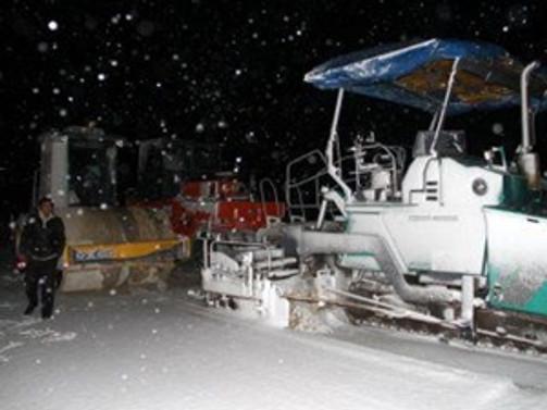 Ağrı-İran karayolu ulaşıma kapandı
