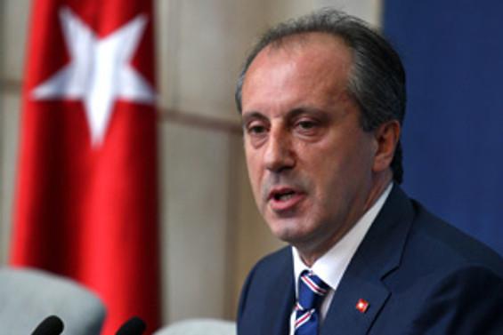 CHP'li İnce, TRT Genel Müdürü'nü suçladı