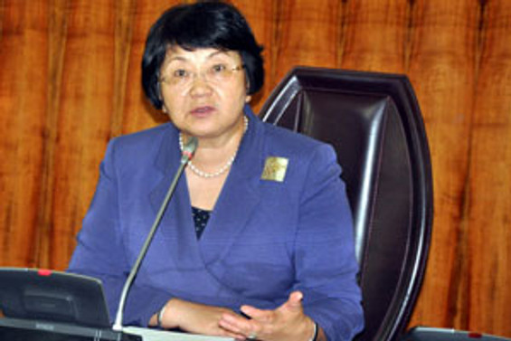 Kırgızistan'da geçiş hükümeti kuruldu