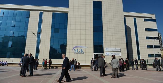 SGK'ya 2 milyon yapılandırma başvurusu
